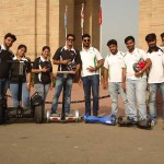 BATTBOT Training India Gate 6