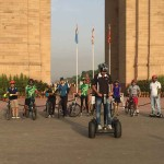 BATTBOT Training India Gate 8